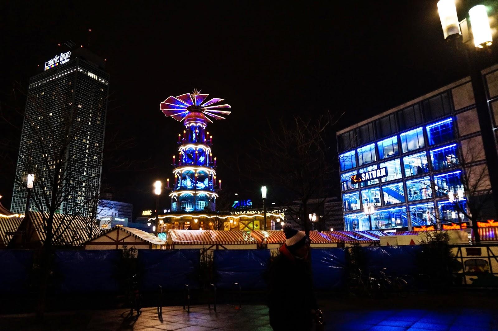 Weihnachtsmarkt, Berlin